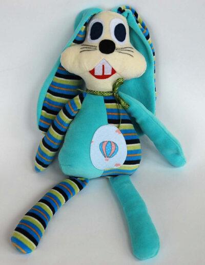 tapsifüles nyuszi kék